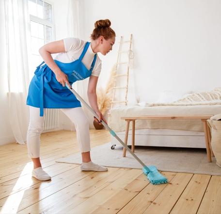 услуга уборки квартир в Рязани