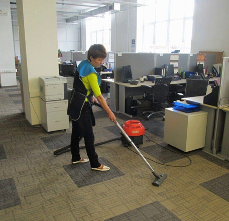 Услуга уборки офисов в Рязани